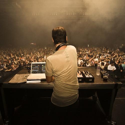 HOT X @ BÓNUSZ Electronic Music Festival 2012 live - Budapest