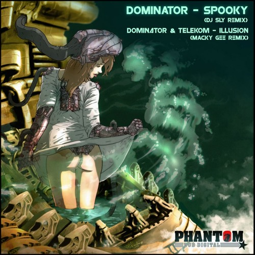 Dominator & Telekom - Illusions (Macky Gee Remix) Phantom Dub
