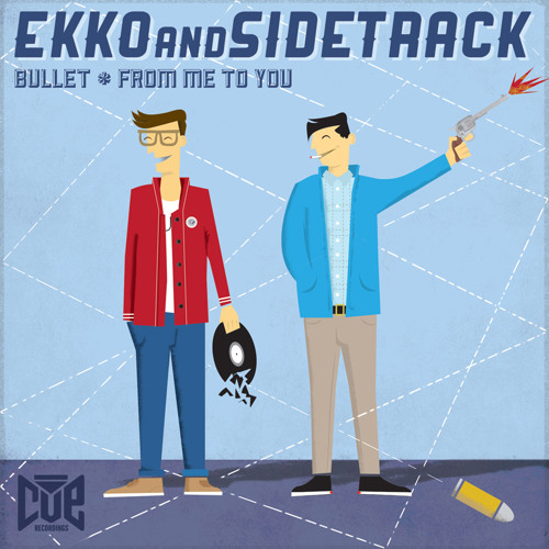 Ekko & Sidetrack - From Me To You (CUE006)