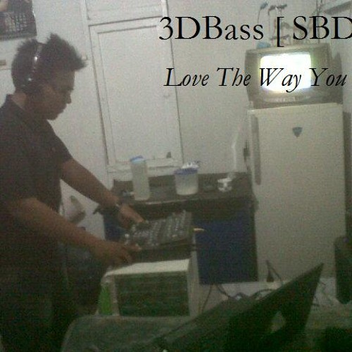 3DBass - Love The Way U Lie (re-edit)