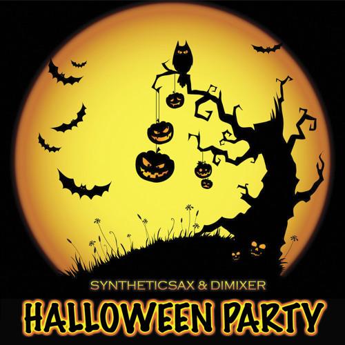 Syntheticsax & DimixeR vs Dj Stylezz & Dj Kirillich - Halloween party (Dj Smile MashUP)