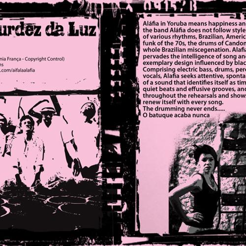 Aláfia e Lurdez da Luz - Ela é Favela