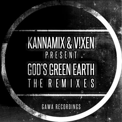 God's Green Earth - Jupiter & Beyond (Kannamix & V!xen Remix)