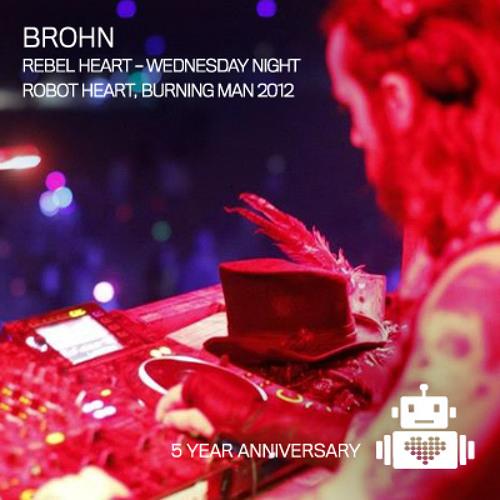 Brohn Burning Man