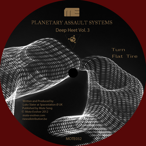 Planetary Assault Systems - Deep Heet Vol. 3 - Mote Evolver