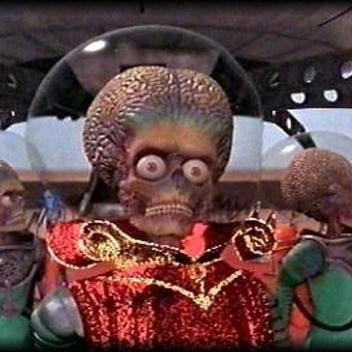 Mars Attacks (Unfinished)