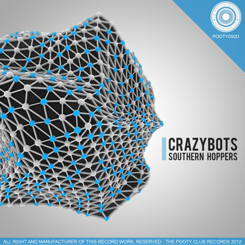 Crazybots - In Time (Original Mix) - The Pooty Club Records
