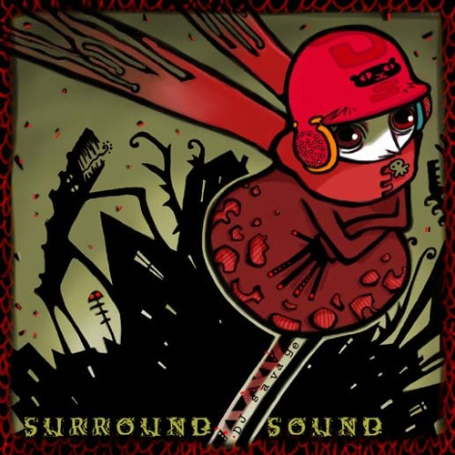 Swaying Back and Forth - Surround Sound LP - DJ SaVaGe