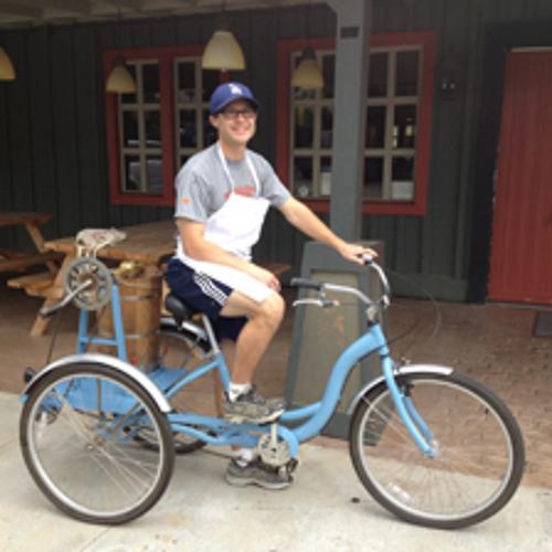 Edward Belden, pedal-powered ice cream maker: Original #radiostory by Katie McMurran