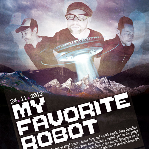 My Favorite Robot - Motek Exclusive Mix