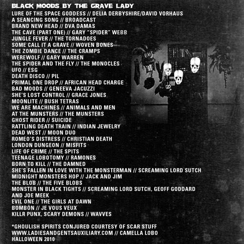 BLACK MOODS
