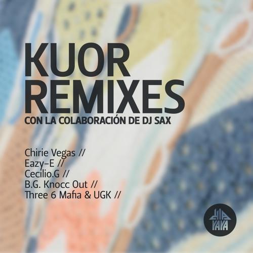 Chirie Vegas - Stardust // KUOR REMIXES