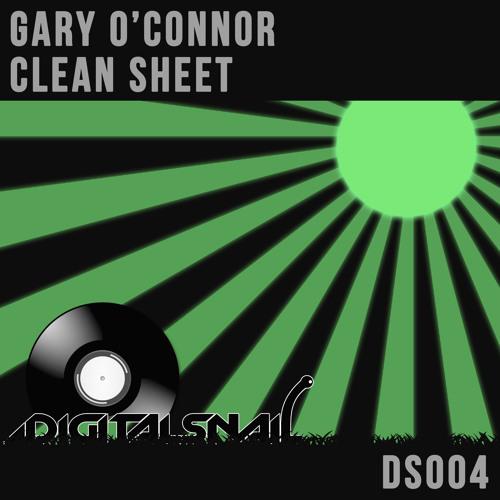 Gary O'Connor - Clean Sheet