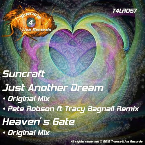 Suncraft - Just Another Dream (Pete Robson feat Tracy Bagnall Vocal Remix) [preview]