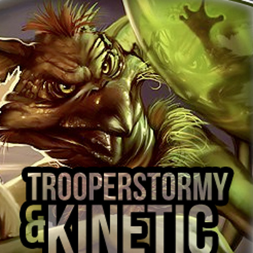 Kinetic & Trooperstormy - Salacious Crumb (forthcoming Illicit Trade) (Clip)