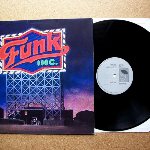 Funk inc - The Thang (Twistex Remix)