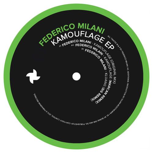 Federico Milani - Kamouflage (Original mix)