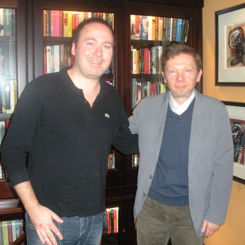 Interview with Eckhart Tolle