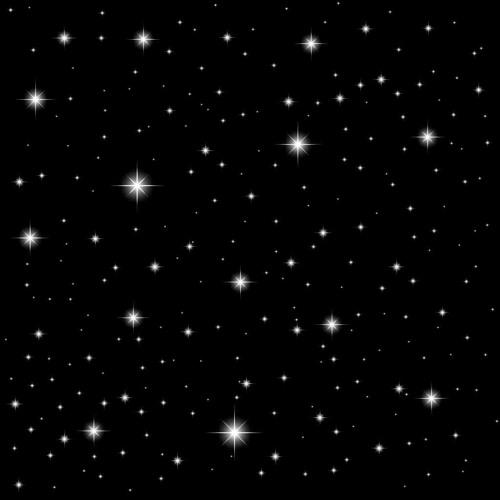 Black Stars - Medium