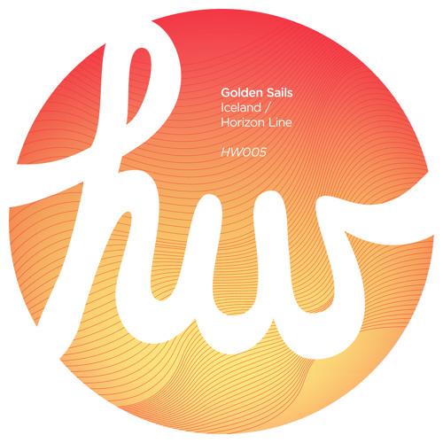Golden Sails - Iceland / Horizon Line (Honeywax Records)