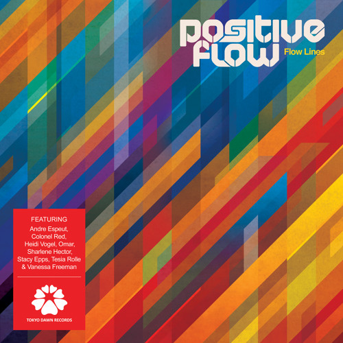 Positive Flow - Orange & Brown (preview)