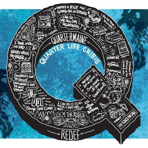 Quartermaine - War Of The Roses (Produced by Kev Brown) FREE DOWNLOAD!
