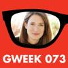 Gweek 073: Gone Girl author Gillian Flynn