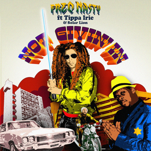 FreQ Nasty feat. Tippa Irie & Solar Lion - Not Givin' In (RIDO Remix)