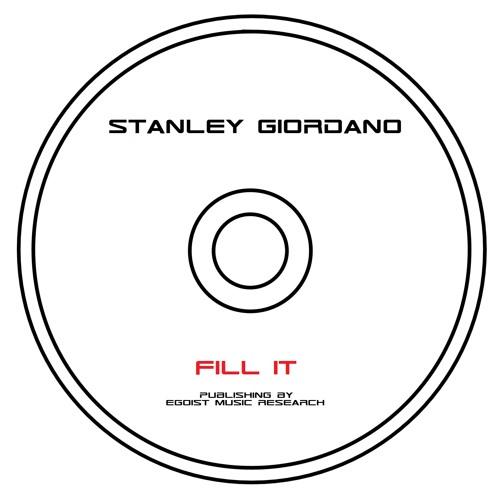 """Stanley Giordano """" Feel it """""""
