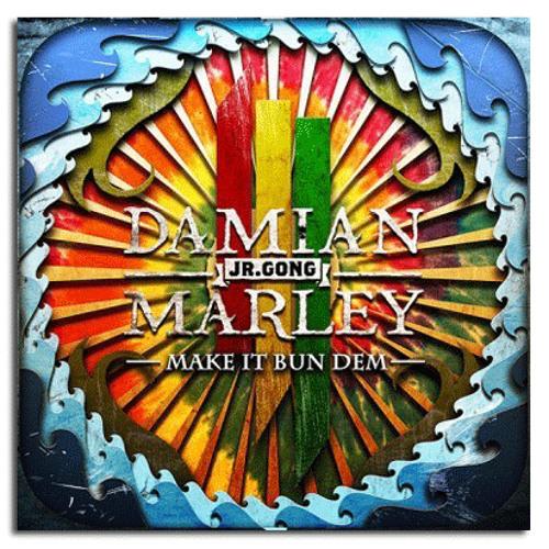 Bun Dem (srms Remix) - Skrillex ft. Damian Marley *Read Description*