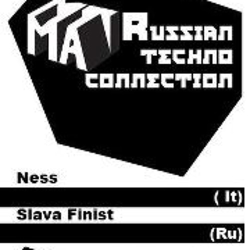 Ness - Russian Techno Connection #7 Radioshow
