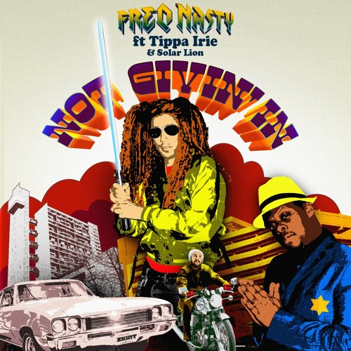 FreQ Nasty feat Tippa Irie & Solar Lion - Not Givin In (Flore Remix).mp3