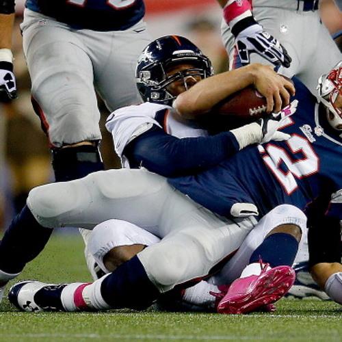 Rams-Getting Pressure on Brady