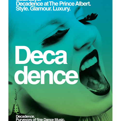 Outer Circle - Decadence Promo Mix - A Little Bit Of House, A Little Bit Of Drum