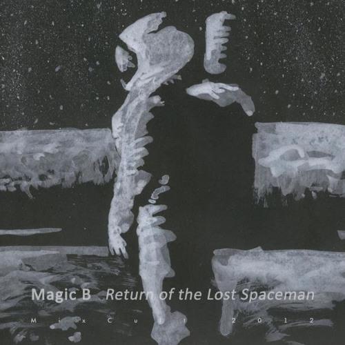 Vasili Borisov aka MagicB-Return of the Lost Spaceman-DJ-mix-MixCult Podcast
