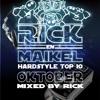 Hardstyle Top 10 Oktober 2012 - Rick en Maikel
