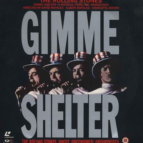 Rolling Stones - Gimme Shelter (EviL_L Breaks Remix)