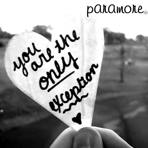 paramore - the only exception cover version