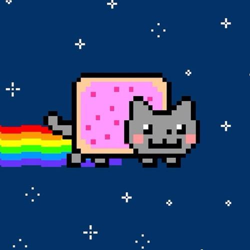 Nyan Cat (Dubstep Remix) ◄Dj Te-eS► :FREE DOWN: