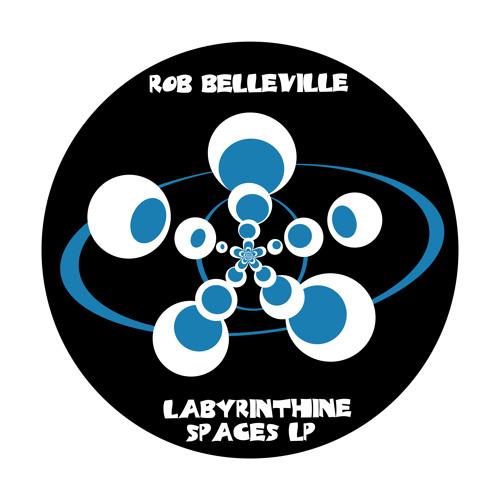 [FLFL.15] Rob Belleville : Labyrinthine Spaces LP (snippetS)