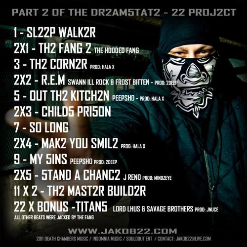 9. My Sins - Jakob22 Feat PeepSho