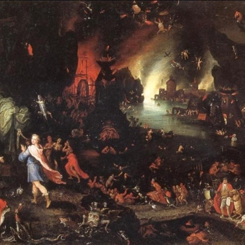 Orpheus goes to the Underworld