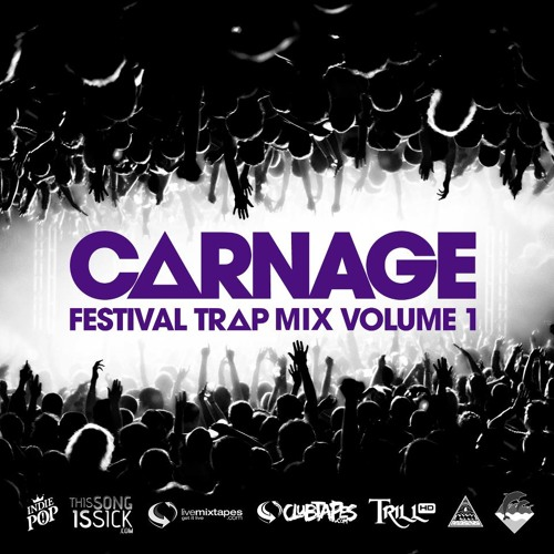 Carnage Festival Trap Mix - Vol.1 *RARE*