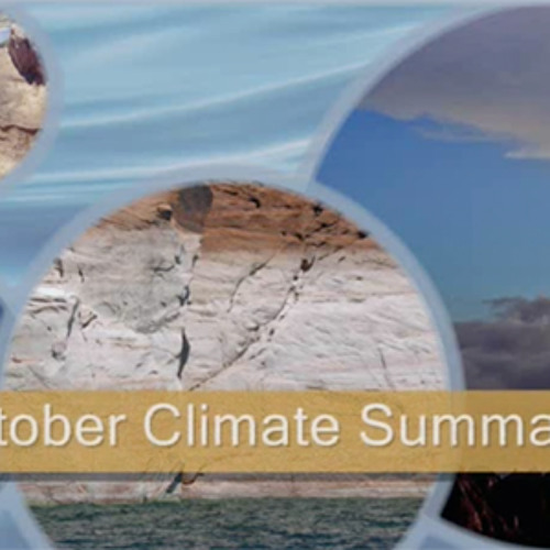 Southwest Climate Podcast: October 2012