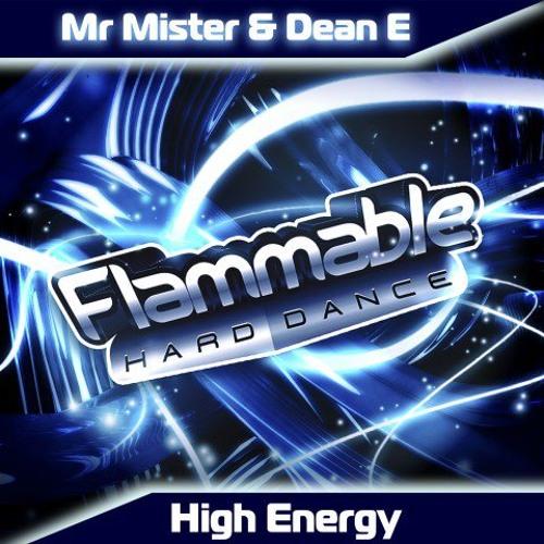 Mr Mister & Dean E - High Energy (Flammable Records)