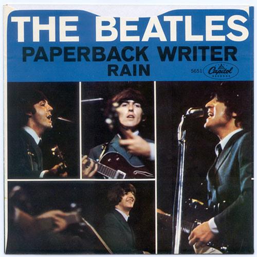 Junior Jet Club vs The Beatles - Paperback Writer (Mini Mix) 2012