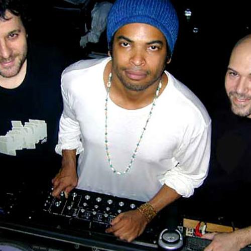 Joe Claussell, Danny Krivit & Francois Kevorkian -16.11.2002 - Live @ MyToy (Napoli) Part.3