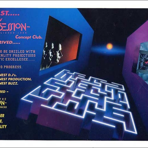 "Dj Sy & MC ""Scratchmaster"" Techno - Obsession (Concept Club) 14.05.93"