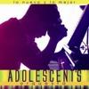 Adolescentes - Anhelo - Ateens Portada del disco