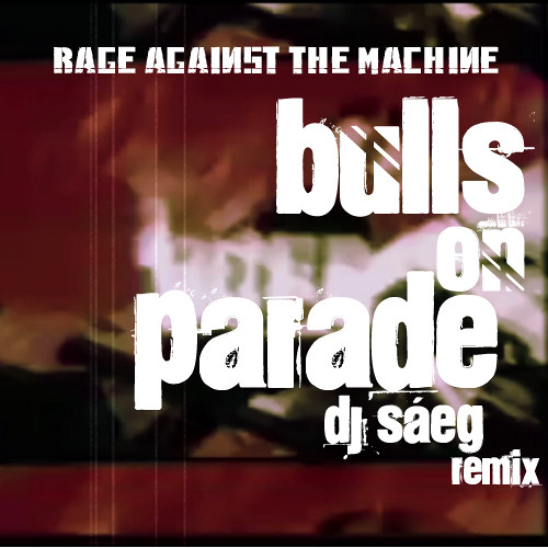 RATM- Bulls On Parade - Dj Saeg Remix (check official video in description)